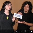 As I Lay Dying: Hear It!