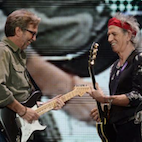Clash of Titans: Eric Clapton Making Appearance on New Rolling Stones Album