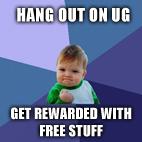 UG PSA: Announcing UG IQ Rewards, Check It Out!