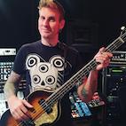 Mastodon Album Update: Drummer Brann Dailor Just Recorded Bass Parts on His Grandma's Old Bass