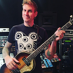Mastodon Album Update: Drummer Brann Dailor Just Recorded Bass Parts on His Grandma's Old Bass