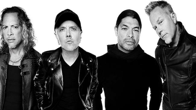 Metallica Fuck 107