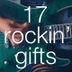 17 Rockin' Gifts: Mitchell Guitar Is Our First Prize
