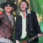Ex-GN'R Bassist: Axl Seemed Unhappy With 'Chinese Democracy,' He Needed More Time