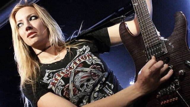 Nita Strauss: What I Have to Say to People Who Think I Reached Success Because I Have Boobs