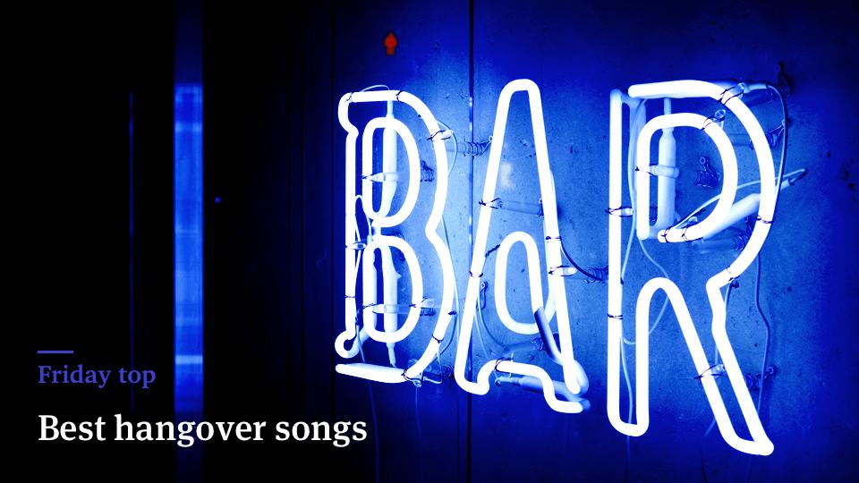Top 25 Best Hangover Songs