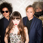 Crystal Fairy (At The Drive-In/Melvins) Streaming Debut Album