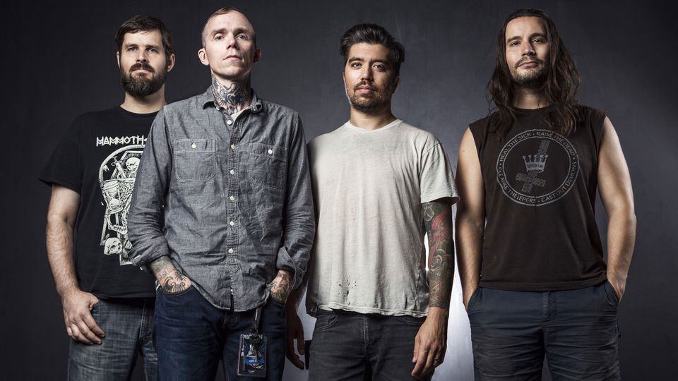 Converge Share Official Footage of Entire 'Jane Doe' Live Performance