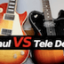 Guitar Test: This Is the Sound Difference Between Les Paul & Telecaster Deluxe