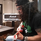 New GN'R? Slash Is Recording Something in the Studio!