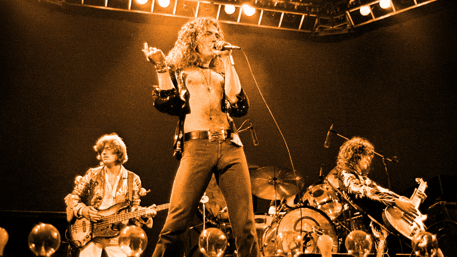 Cryptic message on Robert Plant website fuels new Led Zeppelin reunion speculation