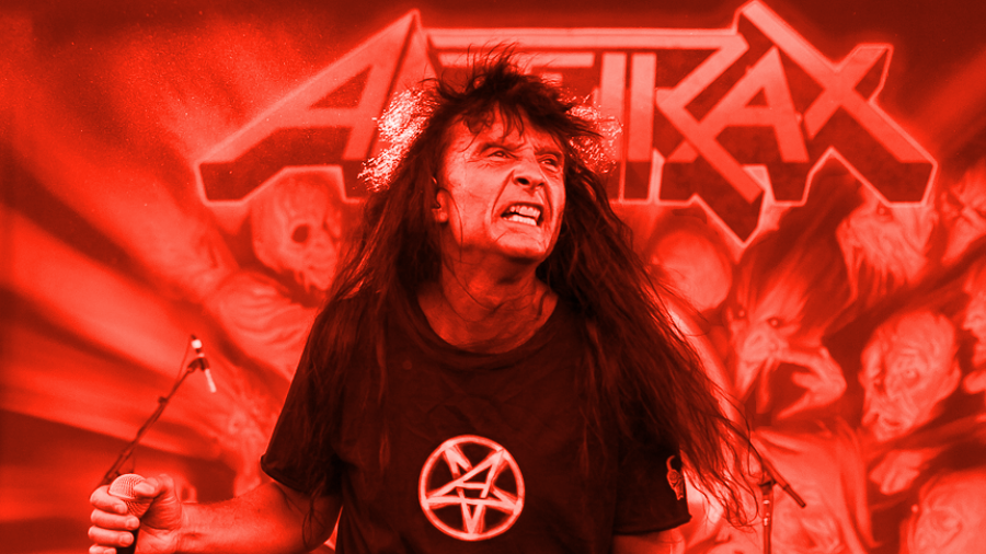 Joey Belladonna Talks How He Was Fired by Anthrax: 'I Didn't Even Get a Chance'