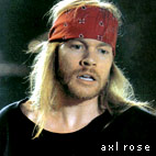 Axl Rose: Pre-GN'R Record To Be Released