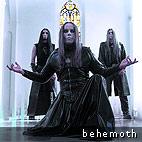 Behemoth Announces Title Of Upcoming Album
