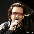 U2's Bono Thinks He Is 'Overpaid'