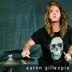Aaron Gillespie Leaves Underoath