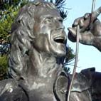 Bon Scott Statue Erection Planned For Late AC/DC Singer's Scottish Birthplace