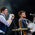 Mumford & Sons Writing New Album