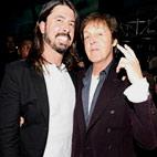 Nirvana Reform With Paul McCartney