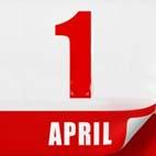 April Fools Day: the UG Roundup