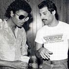 Freddie Mercury and Michael Jackson Duet Tracks Coming This Fall