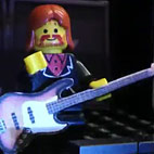 Video: Lego Motorhead Perform 'Ace of Spades'