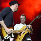 Coldplay Preview 'Ghost Stories' at Intimate LA Gig