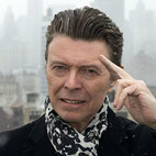 David Bowie Named Favourite to Play Glastonbury 2014