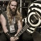 Zakk Wylde's Stolen Pelham Blue Bullseye Gibson LP Custom Guitar Recovered
