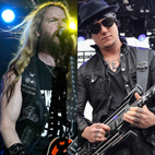 Zakk Wylde Compares Synyster Gates to Randy Rhoads, Calls Him 'Torchbearer For Kids to Play Solos'