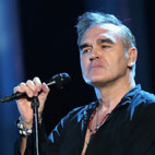 Morrissey Bashes Public Response to Robin Williams' Death