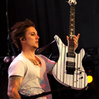 Synyster Gates: 'When We Started Writing, We All Liked the Dueling Guitars'