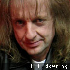 Hit The Lights: K. K. Downing: 'Judas Priest Has Pushed The Boundaries Of Metal'
