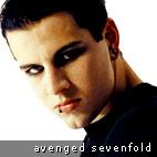 Avenged Sevenfold Not Religious Band
