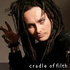 Cradle Of Filth: New Album Details
