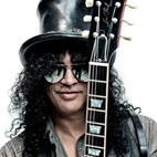 Slash Says Velvet Revolver 'Really Wanted To Work With' Ours Singer