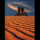 Led Zeppelin's 2003 DVD Certified 13 Times Platinum
