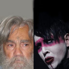 Charles Manson Sends Bizarre Threat To Marilyn Manson