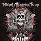 Anthrax, Exodus, Municipal Waste, Holy Grail Set For 'Metal Alliance Tour'