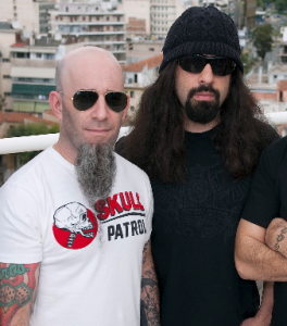 Anthrax Guitarist Talks Caggiano's Departure And His Hatred Of Dubstep