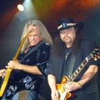 Lynyrd Skynyrd Guitarist Hospitalized