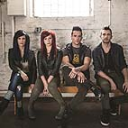 Skillet Reveal 'Rise' Artwork and 'Sick of It' Single Teaser
