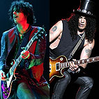 STP and GN'R Members Joining Forces For a MusiCares Benefit Performance