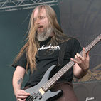 Lamb of God Bassist Leaves Tour Due to Family Emergency