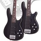 Schecter Guitar Research Announces the 'Damien Platinum 4' and the 'Damien Platinum 5' as Part of Its New Bass Line for 2014