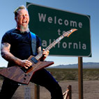 Metallica Named California's Best-Selling Band Ever