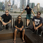 Sonisphere Laugh Off Glasto Metallica Swoop