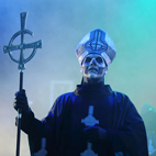 Ghost to 'Replace' Papa Emeritus Again, Says Ghoul