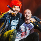 Linkin Park Close Second Night of Download Festival Playing 'Hybrid Theory' in Full