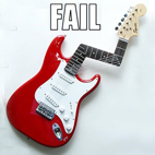 Wednesday Question: Biggest Guitar Fail Ever